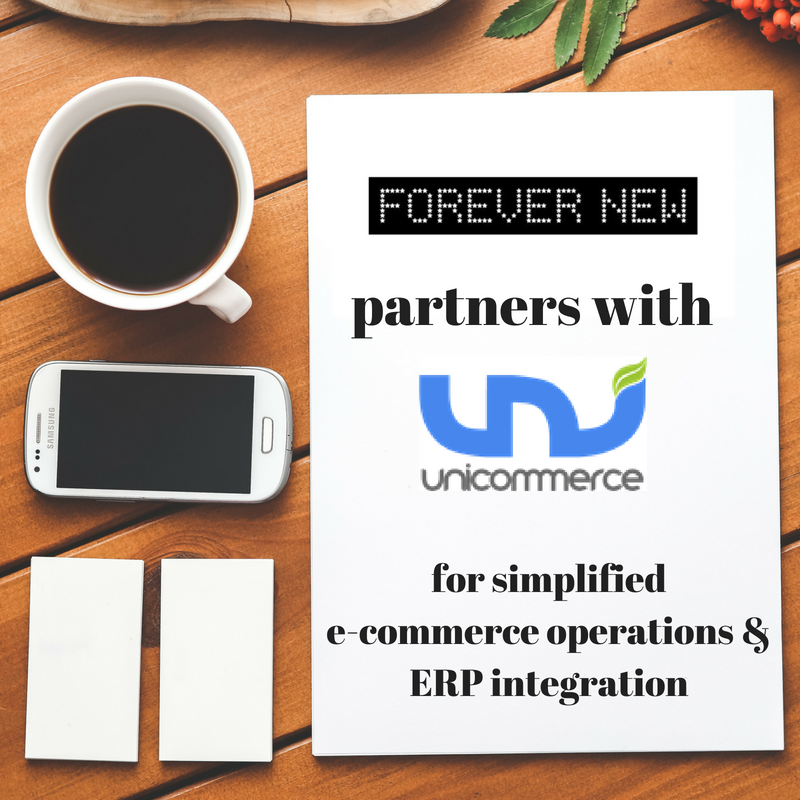 Unicommerce partners with Forever new