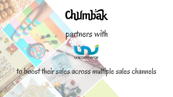 Chumbak Unicommerce partnership